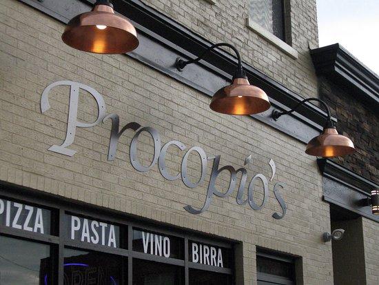 Vincennes, IN: Procopio's exterior