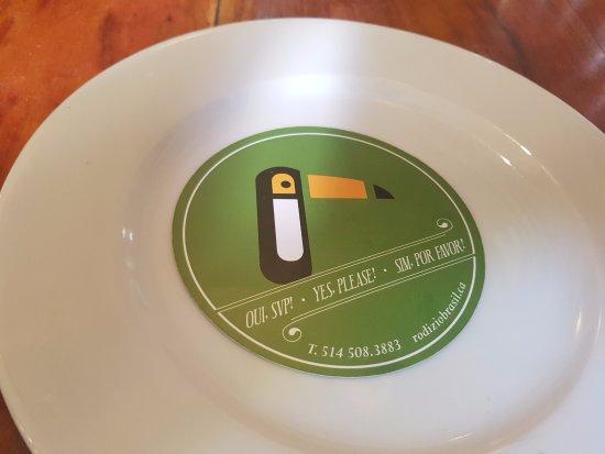 Rodizio Brasil Churrascaria Restaurant: foto do logo do restaurante