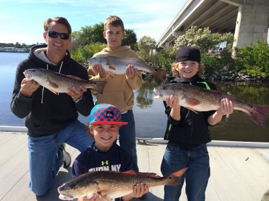 Com'N'Getit Fishing Charters