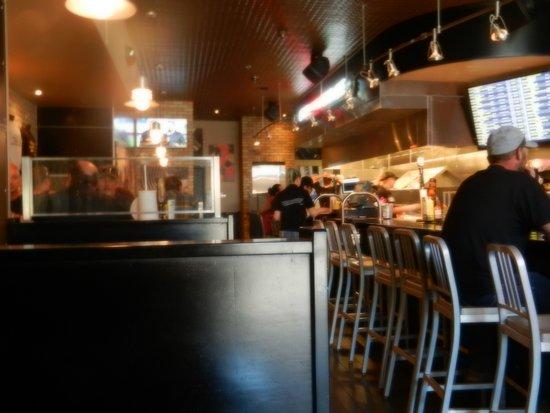 Watford City, ND: JL Beers seating