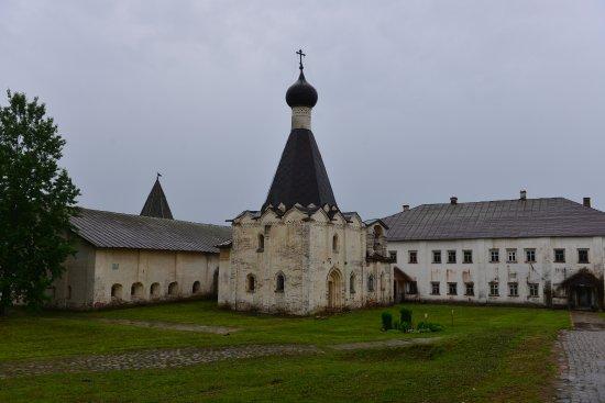 Goritsy, Rusland: Monastery compound (9)