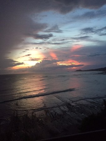 Popoyo, Nicaragua: Be sure to stay and watch the sun go down