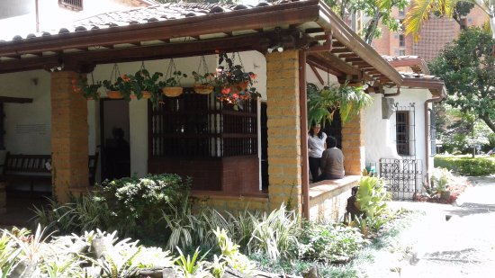 Envigado, Colombia: Una sección de la casa