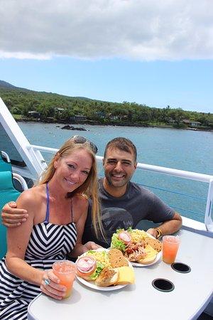 Wailuku, Hawái: BBQ Style Lunch Included aboard the Calypso