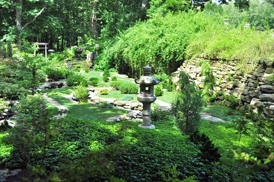 Akron, OH: And my favorite - the Japanese Garden