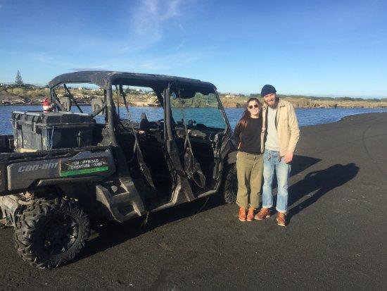 Whanganui, New Zealand: English couple on Tour