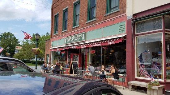 Bristol, VT: Cubbers Restaurant