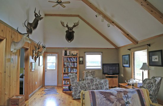 Margaree Harbour, Canadá: Living Room
