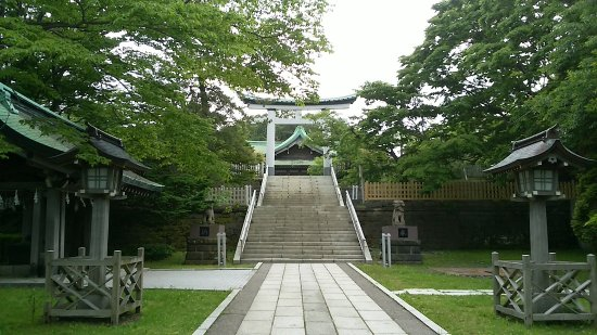 Muroran Hachimangu Shrine
