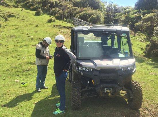 Whanganui, New Zealand: Our full day tripo at Ngamatapouri
