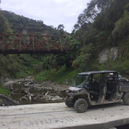 Whanganui, New Zealand: Ngamatapouri in the Moewawtea