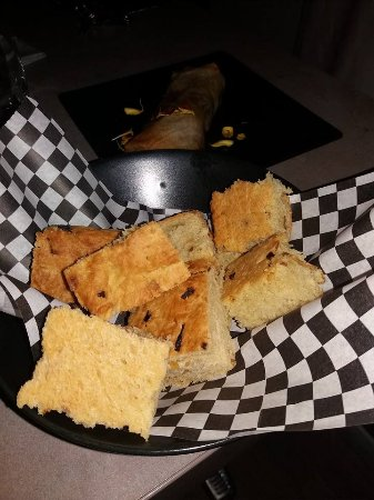 Ducos, Martinica: pain maison aux olives