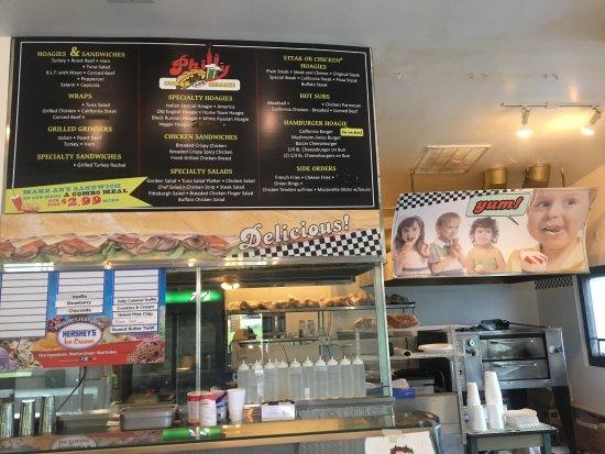 Enola, Pennsylvanie : Restaurant