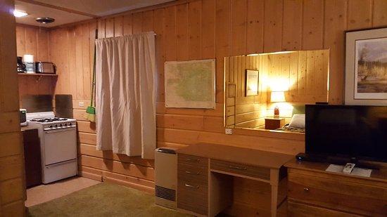 Sleepy Hollow Lodge: cozinha