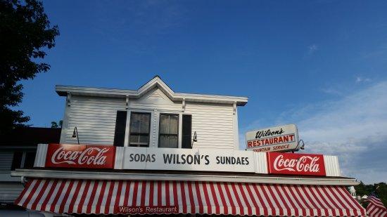 Wilson's Restaurant: 20170712_184634_large.jpg