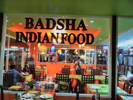 Badsha Indian Food Phuket