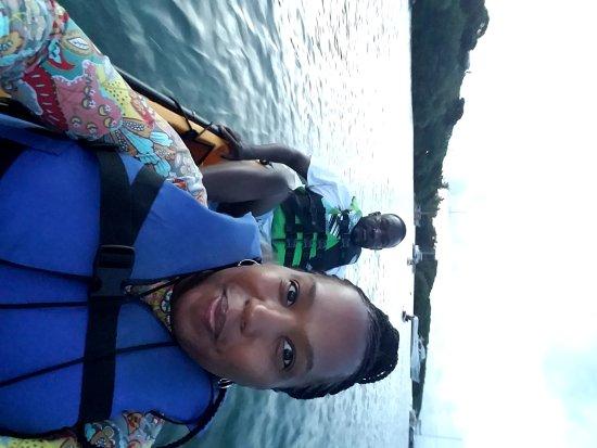 Virgin Kayak Tours: 20170712_191154_large.jpg
