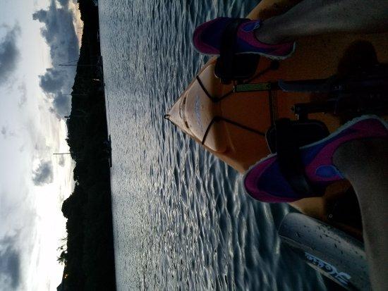 Virgin Kayak Tours: 20170712_191459_large.jpg
