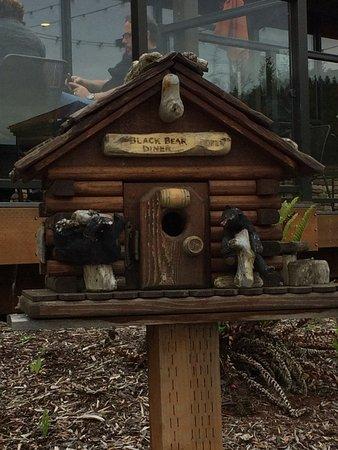 Black Bear Diner: Birdhouse