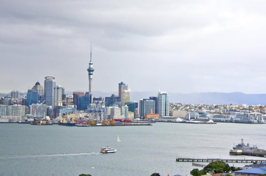 Auckland Highlights combined with...