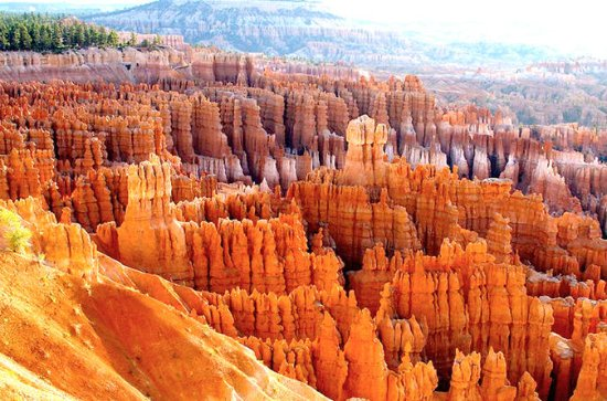 Bryce Canyon, Zion National Parks...
