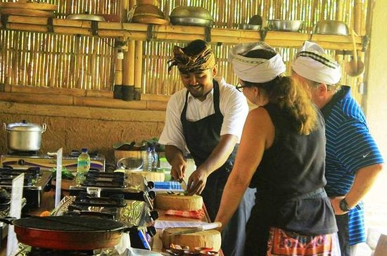 Balinese Cooking Class from Ubud