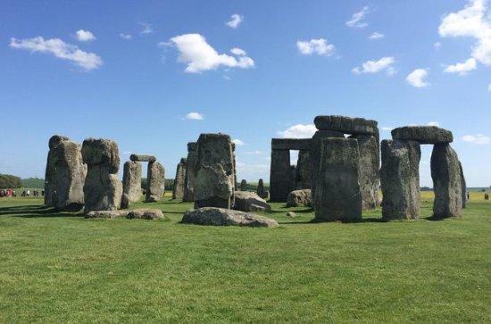 Gita di un giorno a Stonehenge dal centro di Londra in veicolo privato