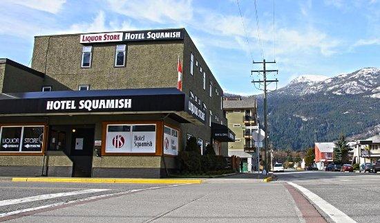 Hotel Squamish Photo