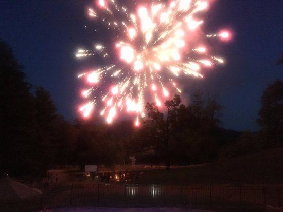 Lesterville, MO: Celebrating the 4th of July