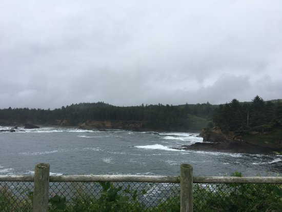 Depoe Bay, OR: Whale watching spot on the gorgeous OR coast!