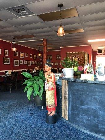 Mukilteo Thai Restaurant: Inside