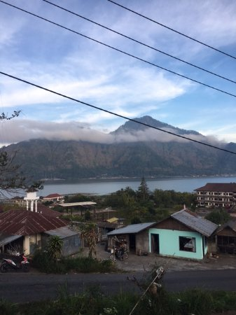 Songan, Indonesia: View from Jepun