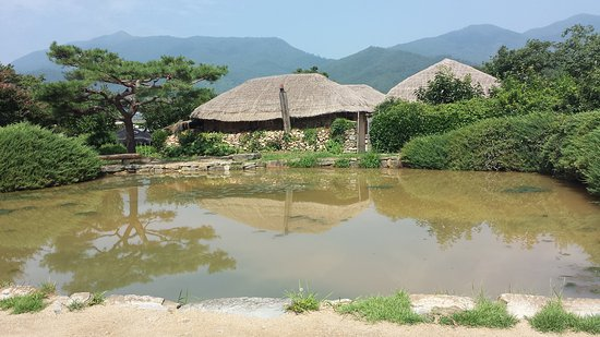 Suncheon, South Korea: Nagan Eupseong Folk Village