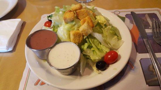 เอลคาโฮน, แคลิฟอร์เนีย: Crispy Salad