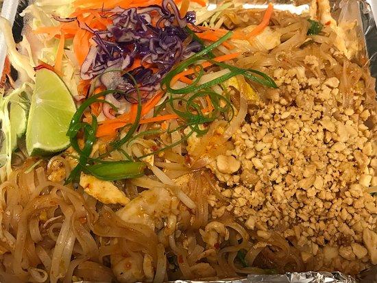 Mukilteo Thai Restaurant: Pad Thai