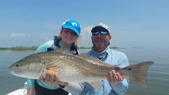 Liberty, Teksas: Red Fish