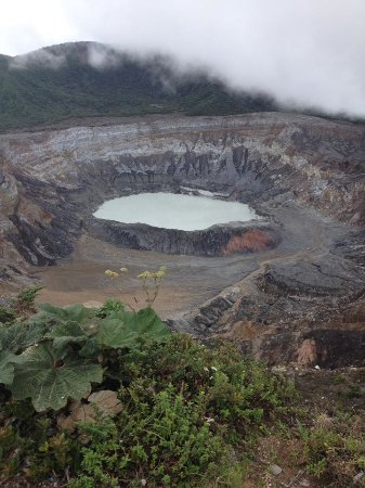 Poas Volcano National Park Resmi