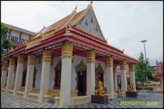 Dan Samrong Temple