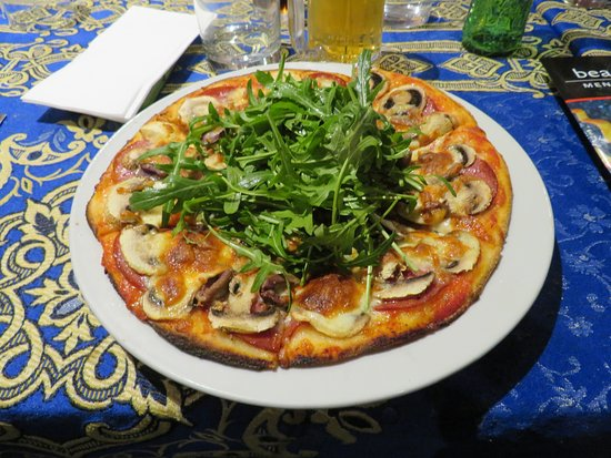 Frankston, Australien: Pizza