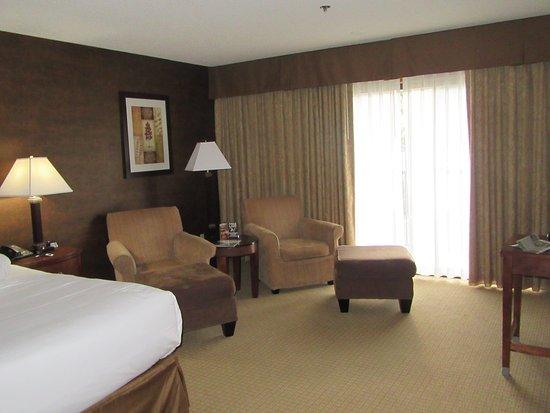 Sitting Area, Executive King, Red Lion Hotel & Casino, Elko, Nevada