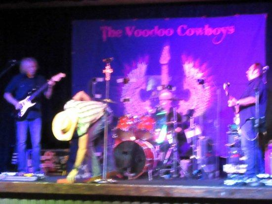 The Voodoo Cowboys, Red Lion Hoel & Cssino, Elko, Nevada