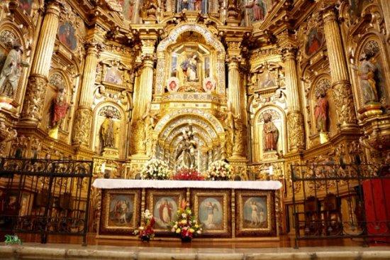La Iglesia De La Compañía Una Joya Del Arte Barroco En: Iglesia La Compañia En Quito, Ecuador