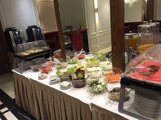Belere Rabat : Breakfast Buffet