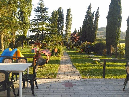 Ramazzano, Italia: Parco