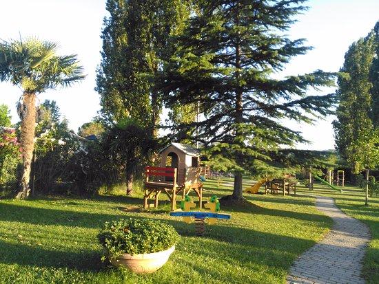 Ramazzano, Italia: Parco 1
