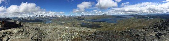 Jotunheimen, Norway: Fra Bitihorn/ Bygdin området