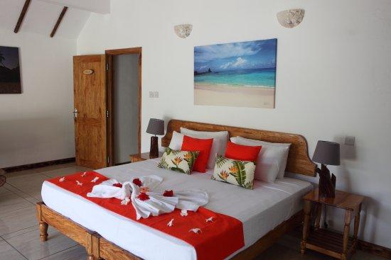 Anse La Mouche, Seychelles: Deluxe room