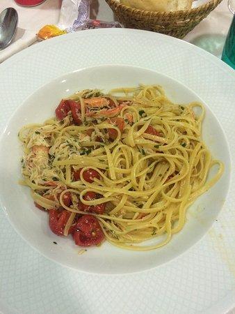 Punta Sabbioni, Itália: Un'intera cena: un belvedere