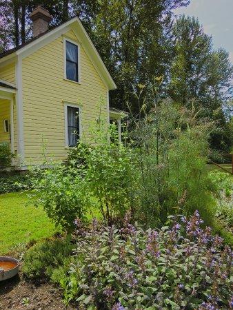 Κεντ, Ουάσιγκτον: North side of Olson Home, Mary Olson Farm, c. 2013 by K. J. Lommen