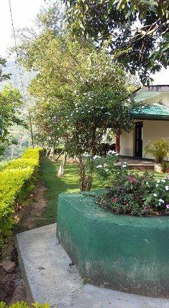 Rukmal Holiday Home: Lovely garden